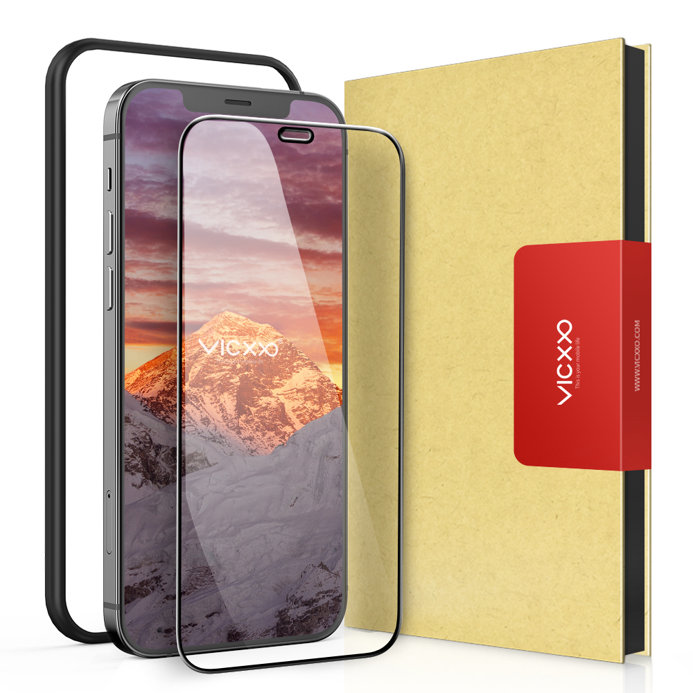 빅쏘 4D 풀커버 강화유리 휴대폰 액정보호필름 + 가이드툴 세트, 1세트
