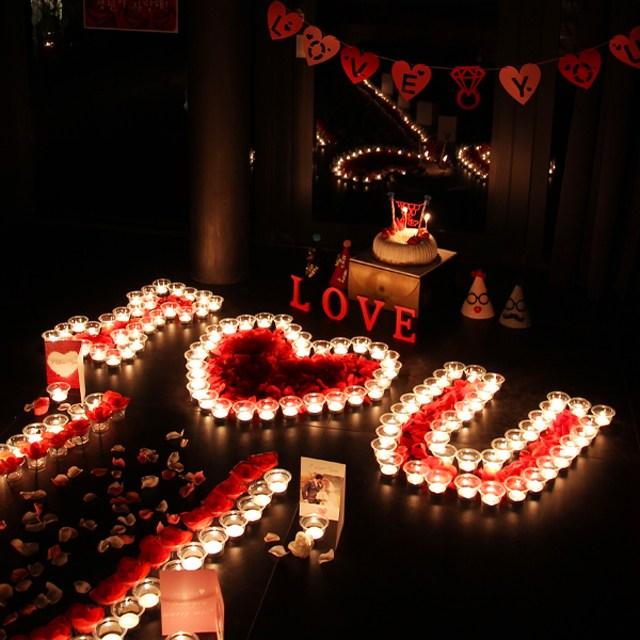 [e베이비랜드] 촛불이벤트용품 모음딜 촛불이벤트setC형(초200개+컵200개+이벤트꽃잎2봉+점화기), 003_촛불이벤트setC형(초200개+컵200개+이벤트꽃잎2봉+점화기)