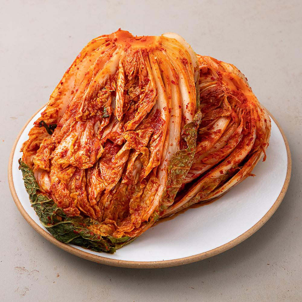 [농가식품 포기김치] 농가식품 포기김치, 5kg, 1개 - 랭킹1위 (28000원)