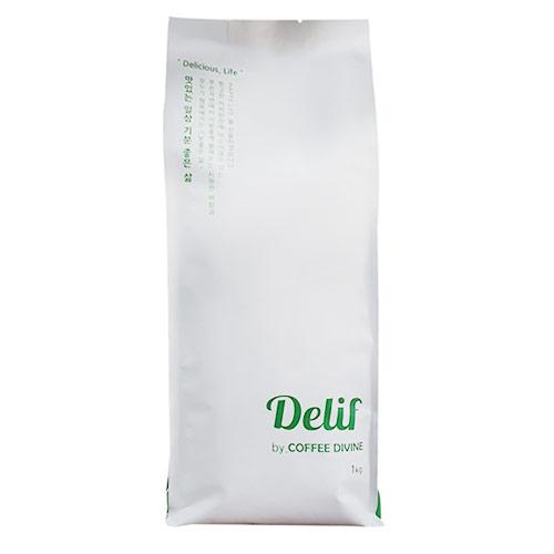 커피디바인 브릴라레 블렌드 원두, 홀빈(분쇄안함), 1kg