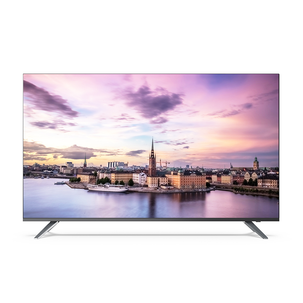 [LG IPS패널] 시티브 UHD 139cm 초슬림 무결점 LG IPS 패널 베젤리스 TV CBL550UHDR, 스탠드형, 자가설치 - 랭킹5위 (589000원)