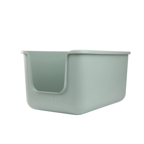 캣츠태그 묘래박스 오리지널 고양이 화장실, 민트