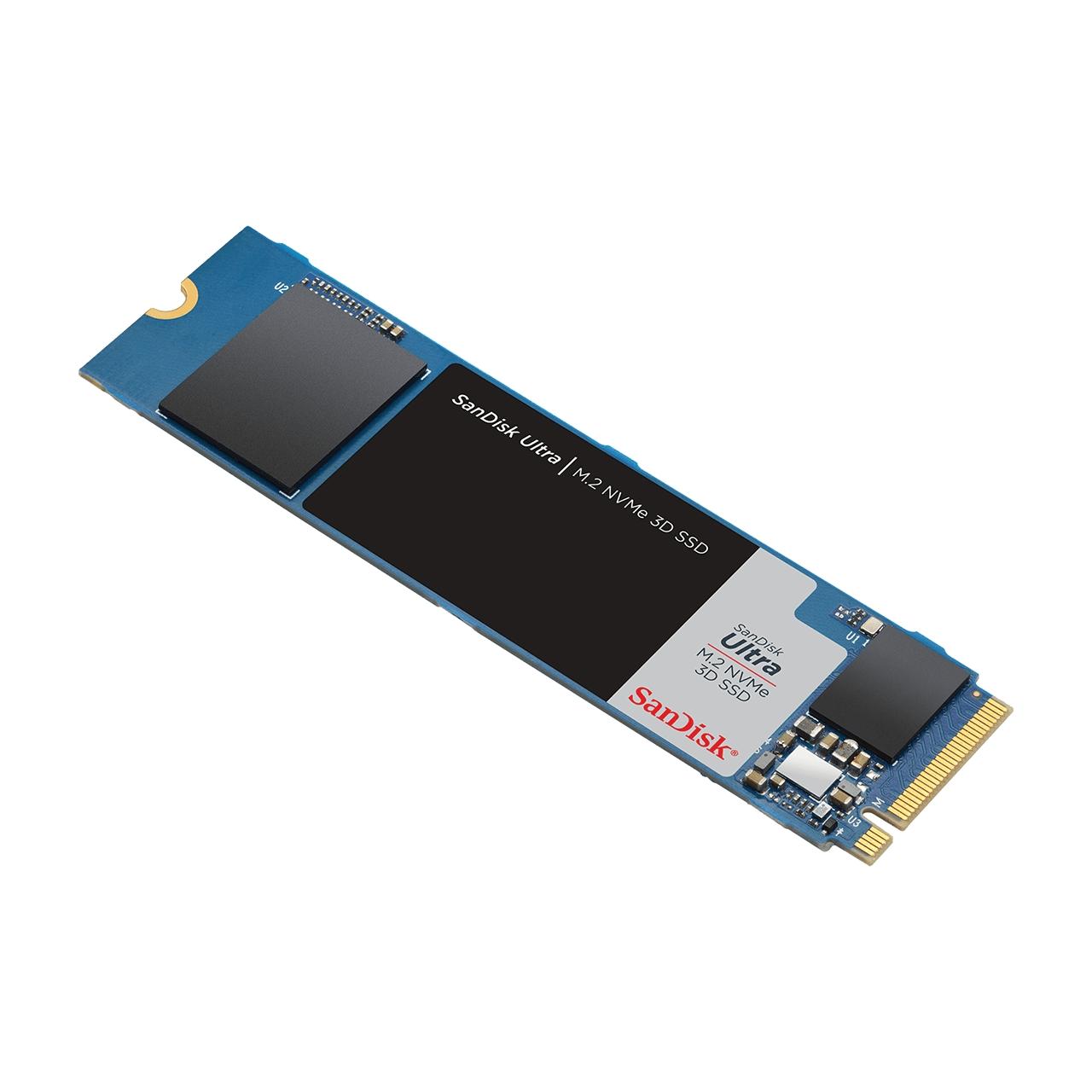 샌디스크 울트라 M.2 NVMe 3D SSD, MCBSM9, 2TB