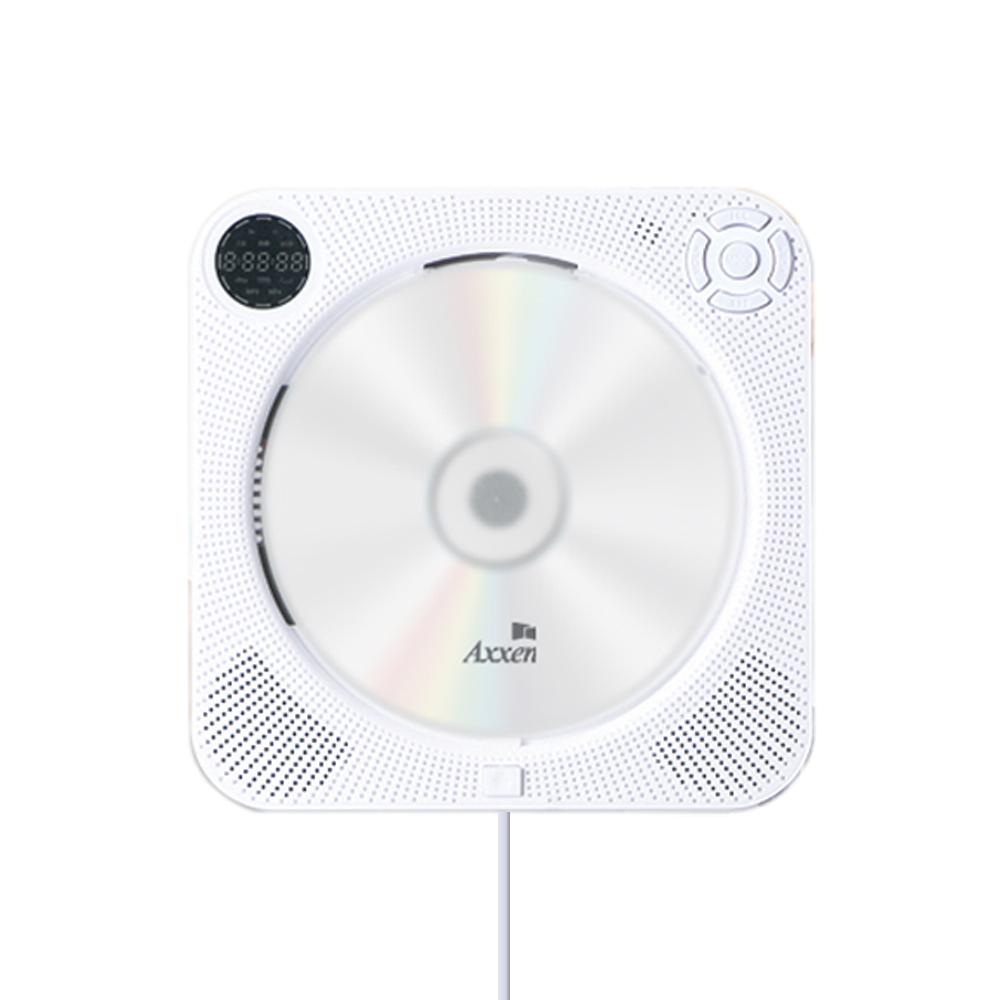 액센 벽걸이 앤 스탠드 CD DVD 플레이어 + HDMI 케이블, DW-A300, 혼합색상 (POP 4567842958)