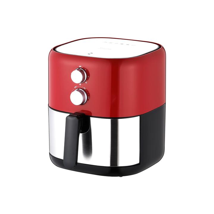 키친플라워 큐브 에어프라이어 3.5L, KEA-PB3300M, 혼합색상