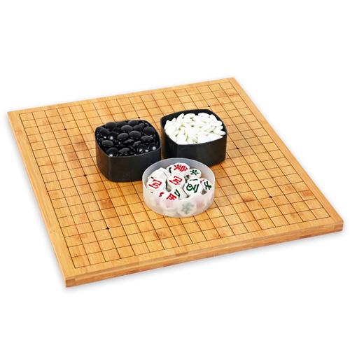 벧엘 스포츠 2cm 대나무 바둑판 + 명석P + 장기알, 2cm 대나무 바둑판+명석P+장기알