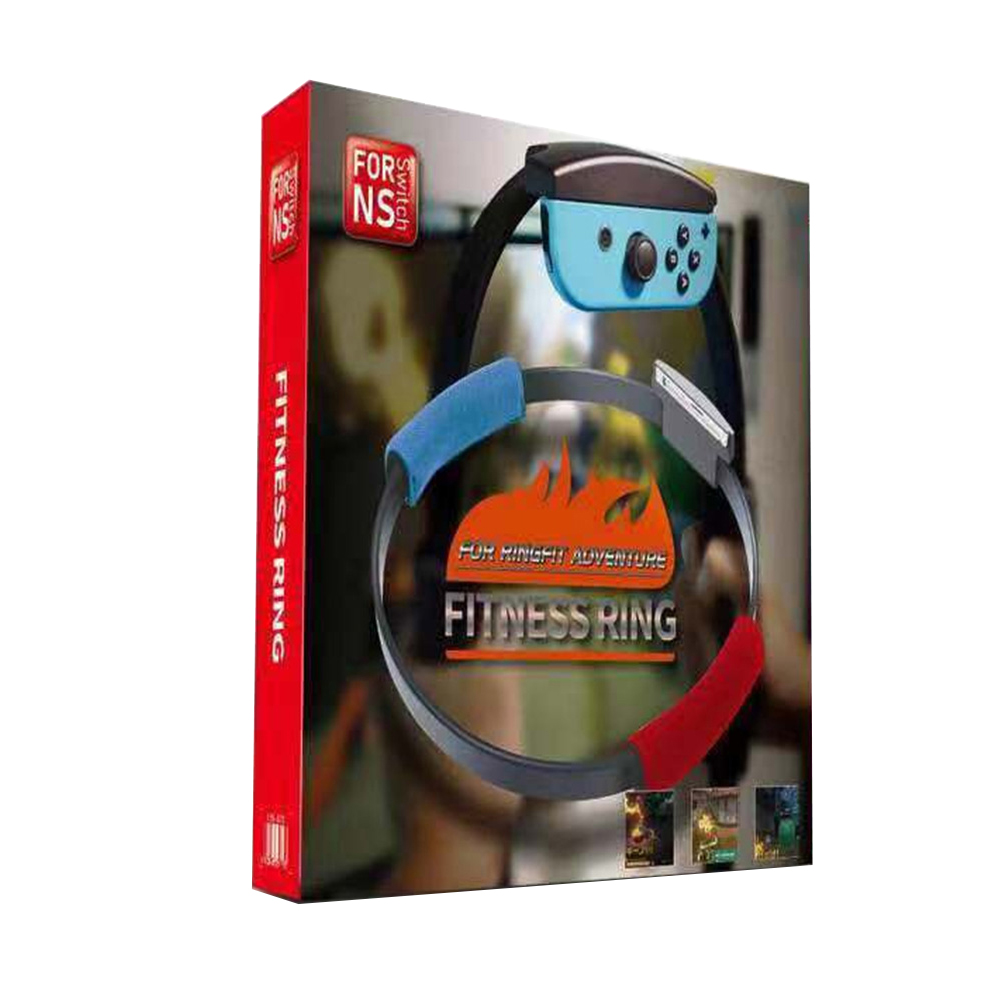 닌텐도 스위치 호환 링피트 어드벤쳐 링콘 + 레그스트랩, 1세트, HBS-179