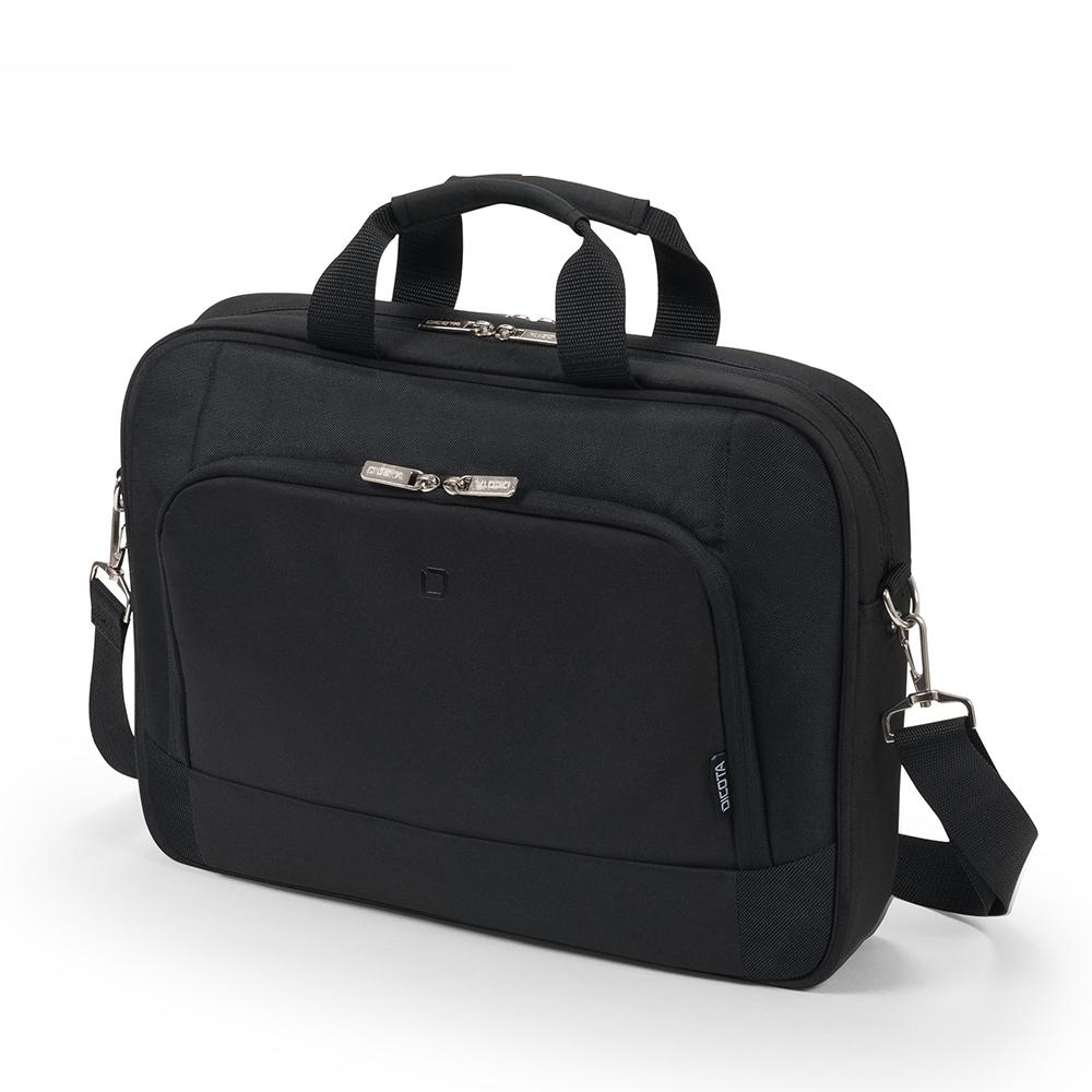 디코타 노트북 서류 가방 D31325, 블랙