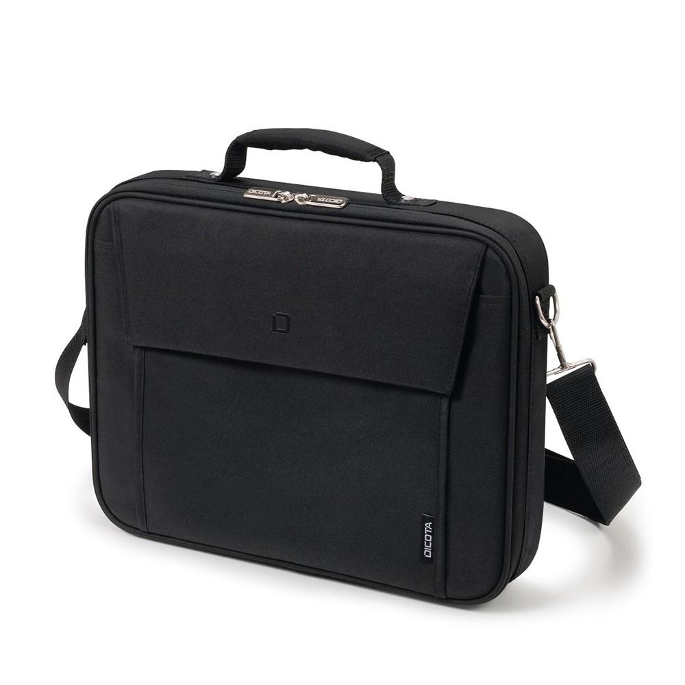디코타 노트북 서류 가방 D3044, 블랙(D30447-V1)