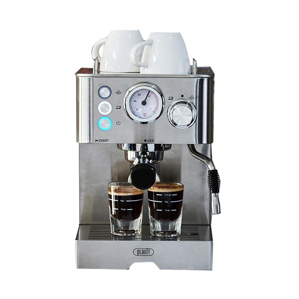 [커피머신] 플랜잇 홈카페프레소 커피머신, PRO PCM-F18 - 랭킹16위 (229000원)