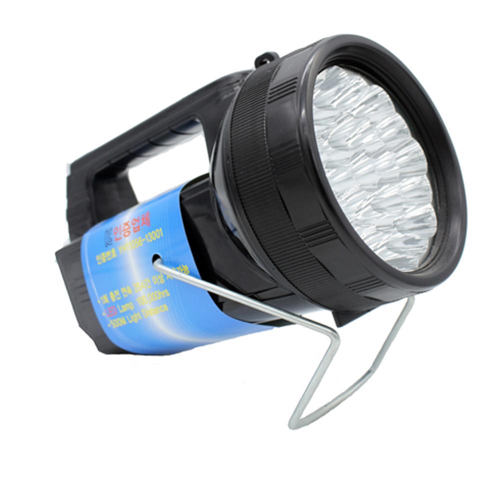 피오니어라이팅 25 LED 충전식 휴대용 작업 랜턴 서치라이트 L-620, 1개-6-2309931728