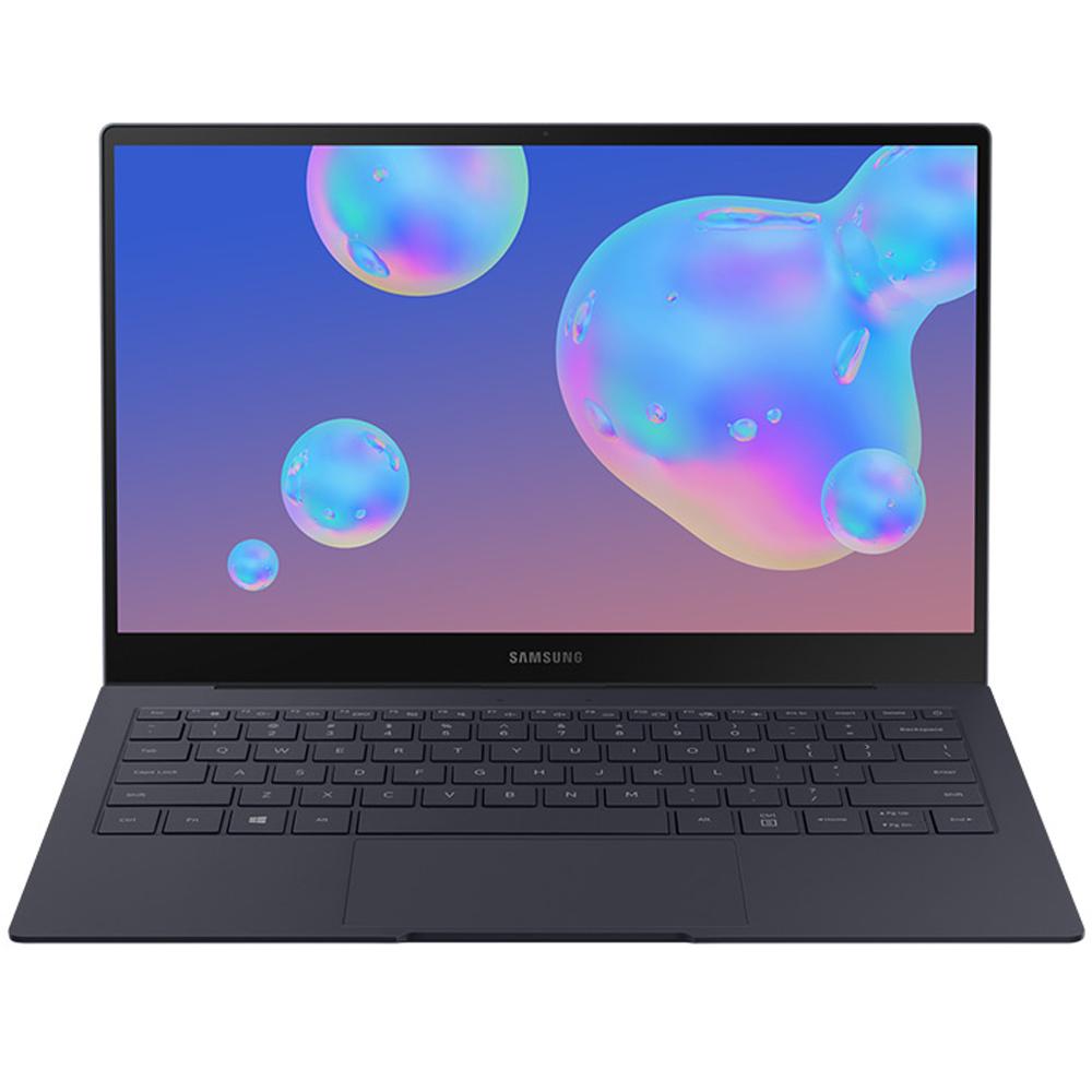 삼성전자 갤럭시북 S 머큐리 그레이 노트북 NT767XCM-K38S (i3-L13G4 33.7cm WIN10 Home), 윈도우 포함, 256GB, 8GB