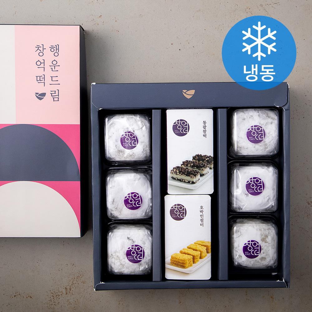 창억떡 행운드림 2호 선물 세트 (냉동), 1세트