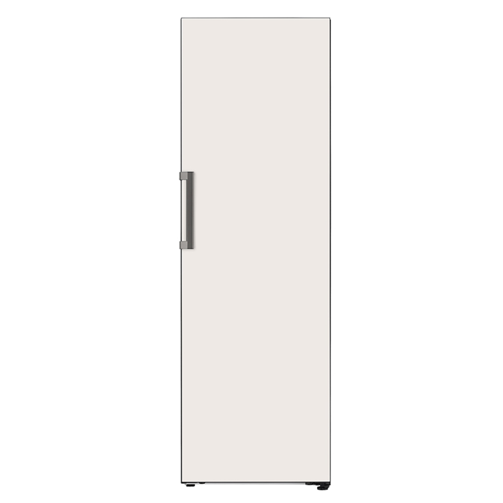 LG전자 LG오브제컬렉션 컨버터블 냉장고 베이지 X320GB 384L 방문설치 (POP 2322524824)