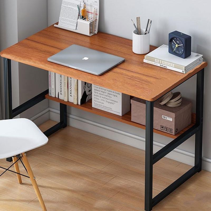 가팡 원목 컴퓨터 책상 40번, 월넛