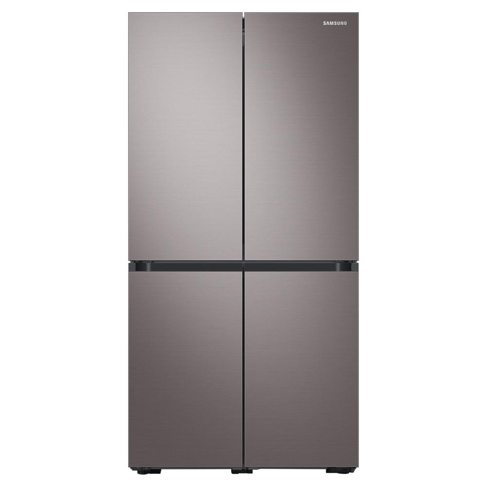 삼성전자 비스포크 4도어 냉장고 RF85T9261T1 868L 방문설치