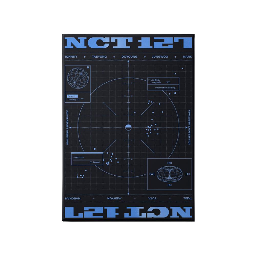 2021 NCT 127 시즌 그리팅, 2021 시즌 그리팅, 혼합색상