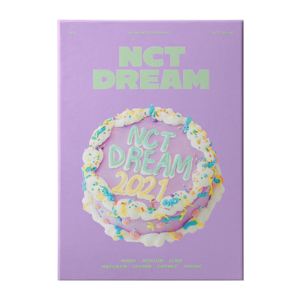 2021 NCT DREAM 시즌 그리팅, 2021 시즌 그리팅, 혼합색상