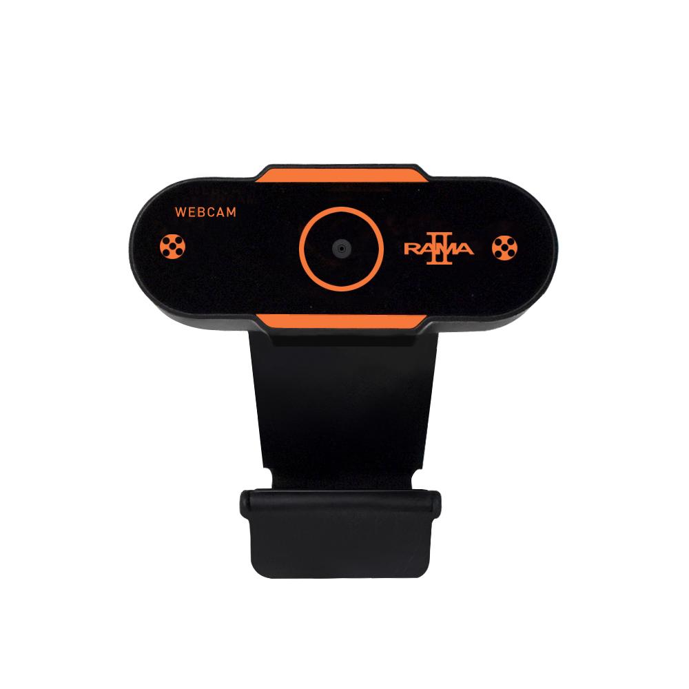 라마투 PC 웹카메라 RAMA-WC100, 혼합색상