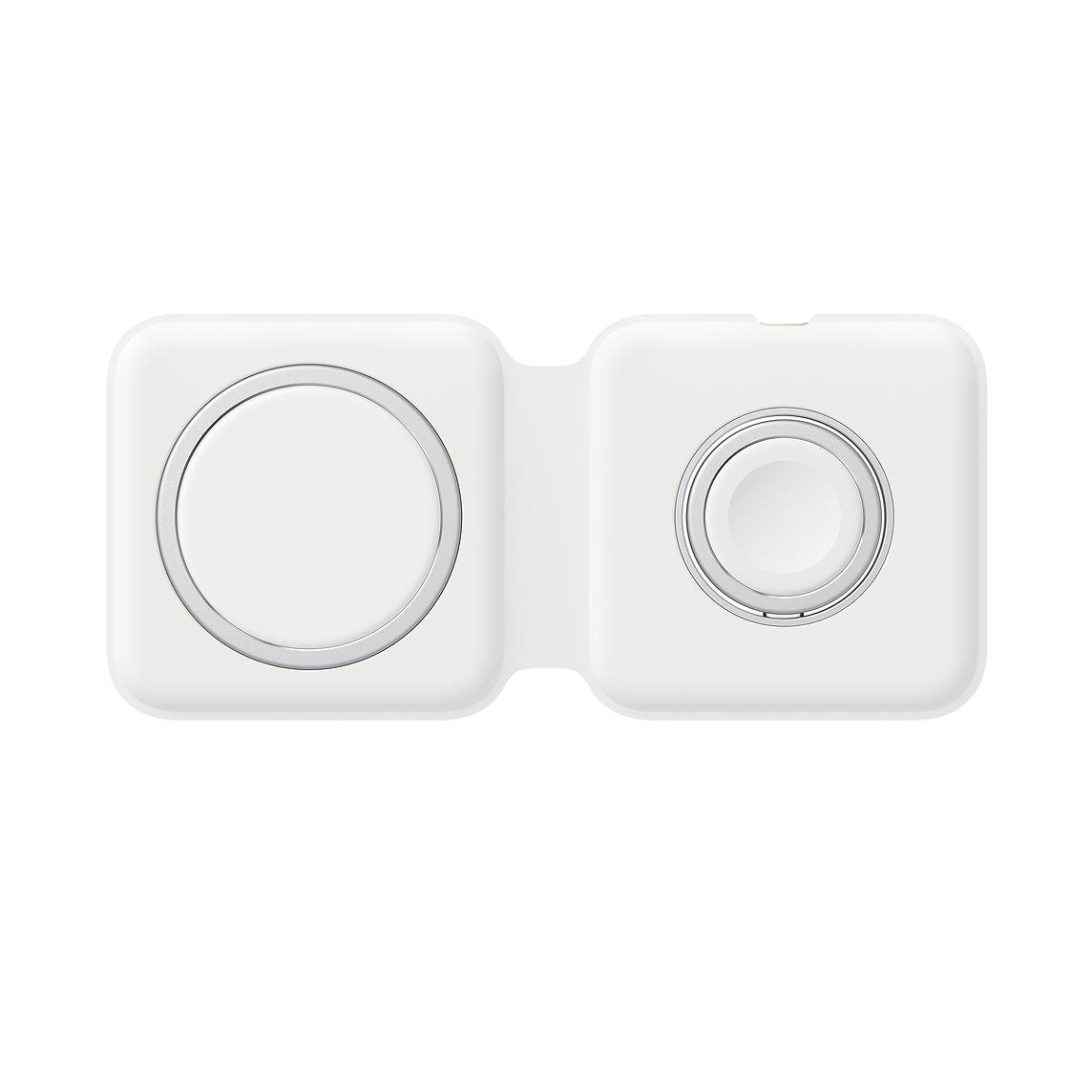 Apple 정품 MagSafe Duo 충전기, 혼합색상, 1개