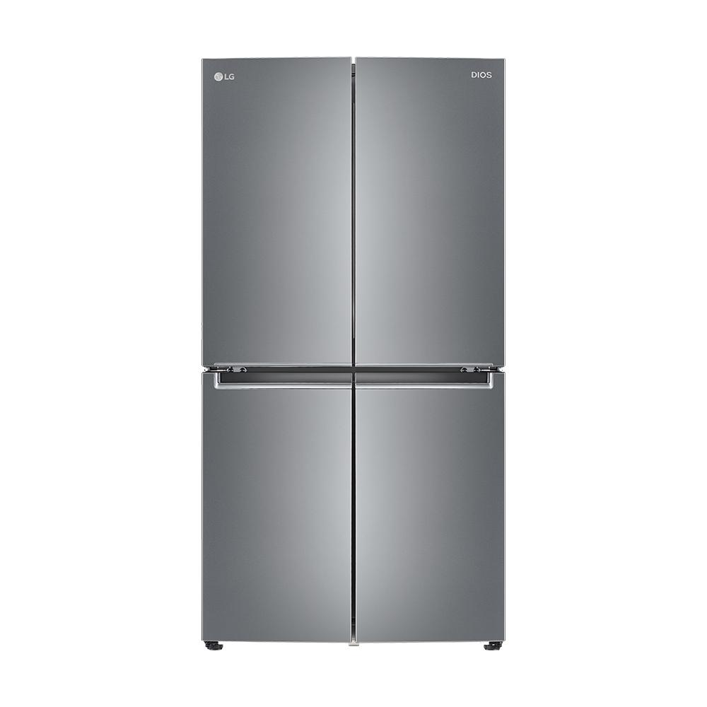 LG전자 디오스 상냉장 냉장고 F873SS11 866L 방문설치