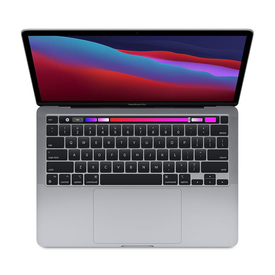 Apple 2020년 맥북 프로 13 (M1 칩셋 8코어 CPU 8코어 GPU), 8GB, SSD 256GB, 스페이스 그레이
