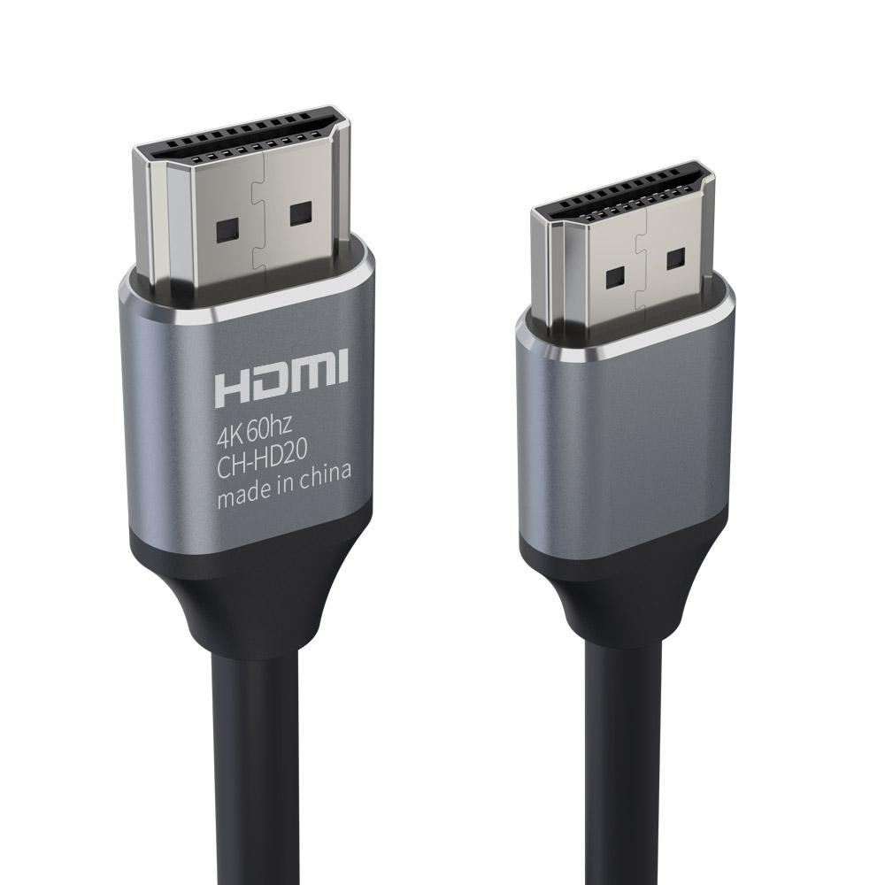 컴썸 4K HDMI to HDMI 모니터 케이블 CT-HD20, 1개, 150cm