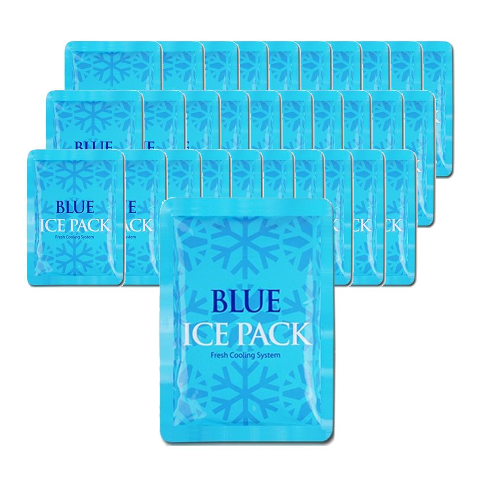 [아이스팩] 우림 아이스팩 블루 완제품 중 15 x 20 cm, 60개 - 랭킹19위 (8990원)