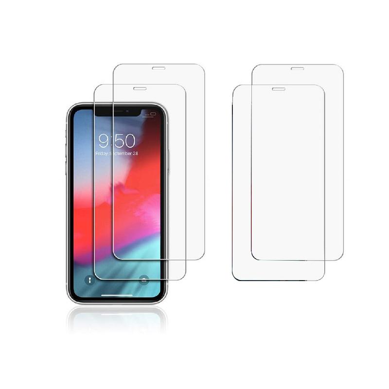 루멘스 슈퍼글라스 리얼 휴대폰 전면 강화유리필름 4p, 1세트-15-4381012977
