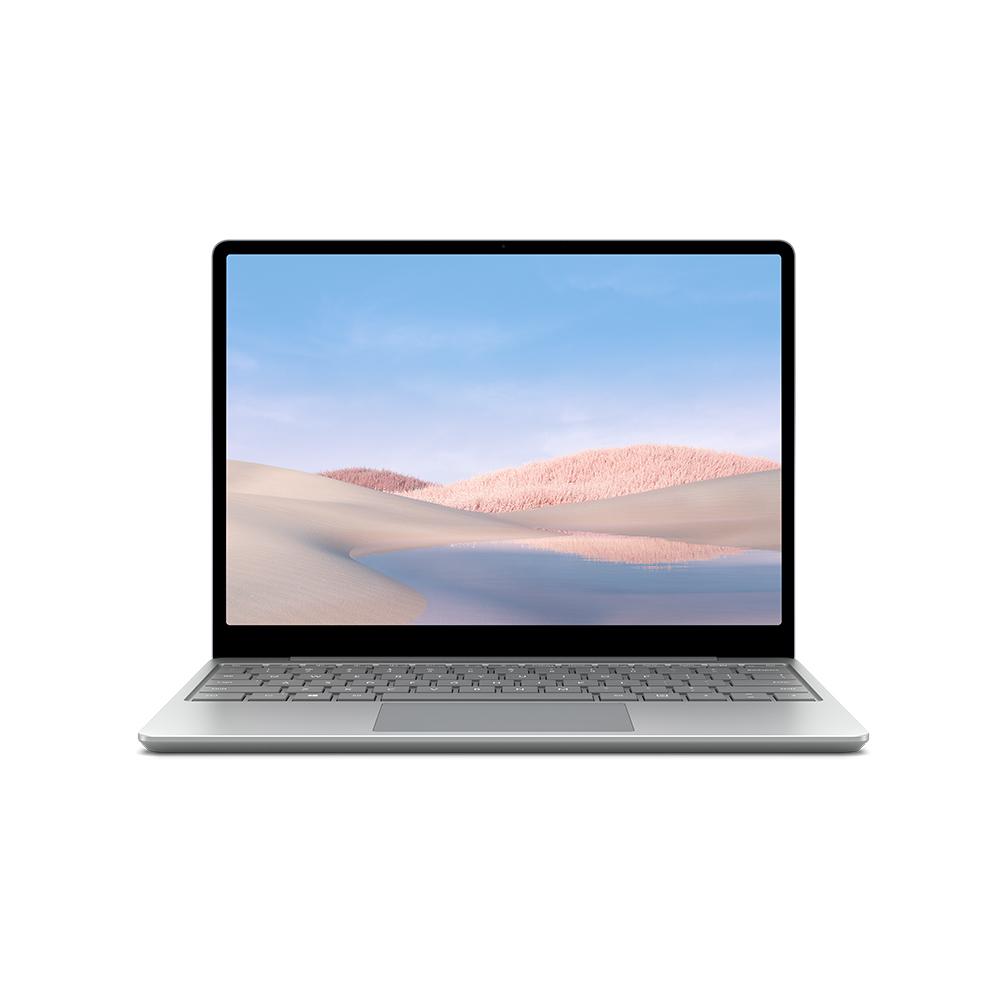 마이크로소프트 서피스 랩탑 고 노트북 플래티넘 (i5-1035G1 31.62cm WIN10 Home), 포함, eMMC 64GB, 4GB