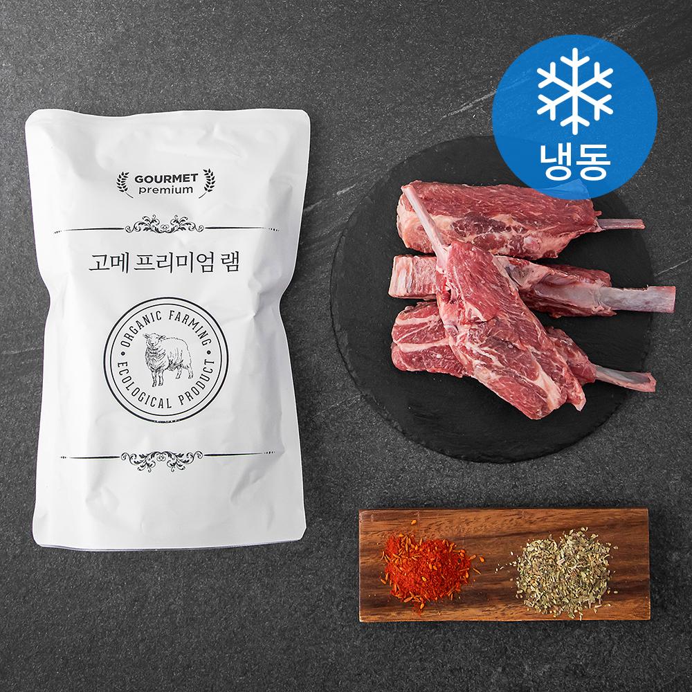 고메 호주산 프리미엄 숄더랙 구이용 (냉동), 400g, 1개