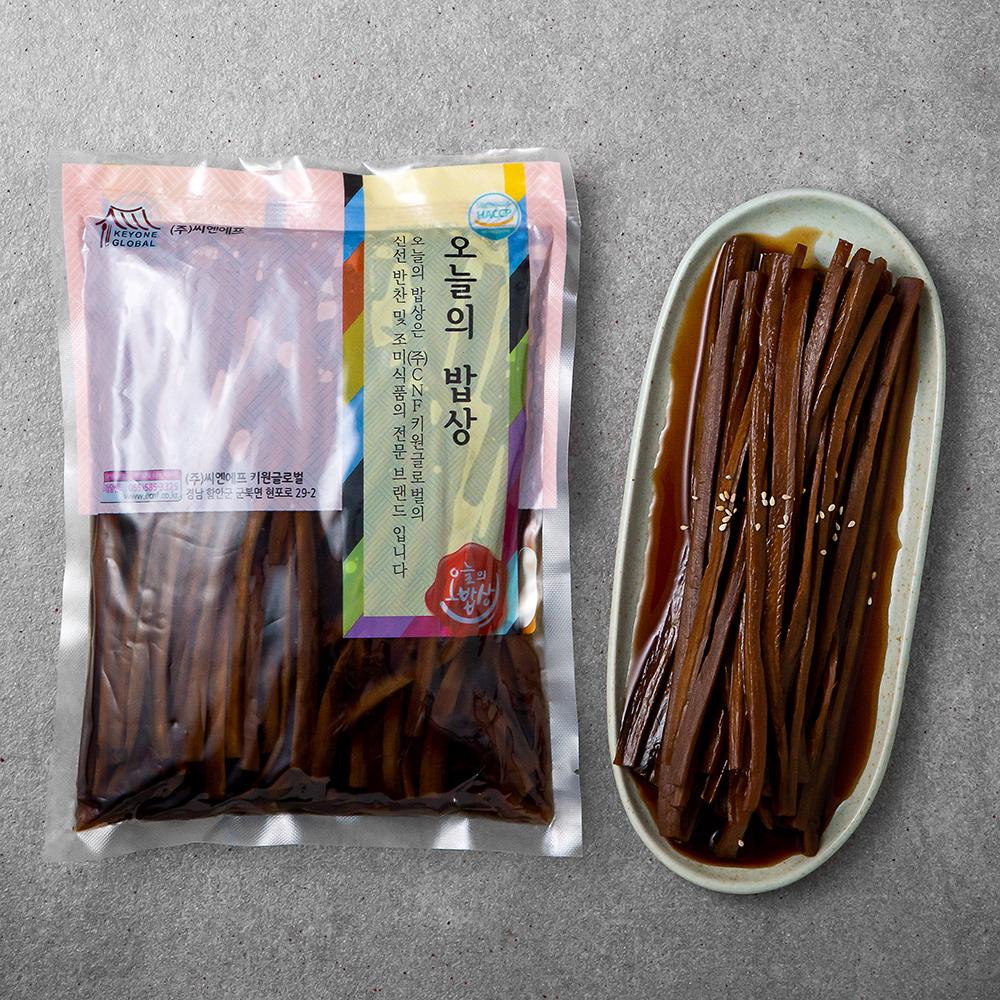 오늘의밥상 김밥용 우엉, 1kg, 1개