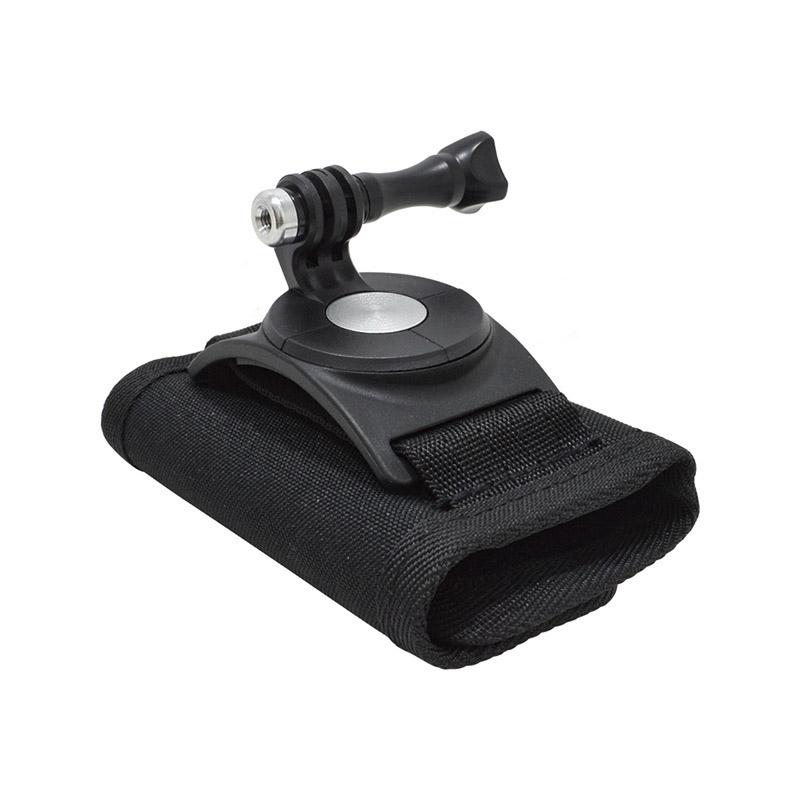 고프로 액션캠 벨크로 백팩 마운트, 1개-21-4543985329