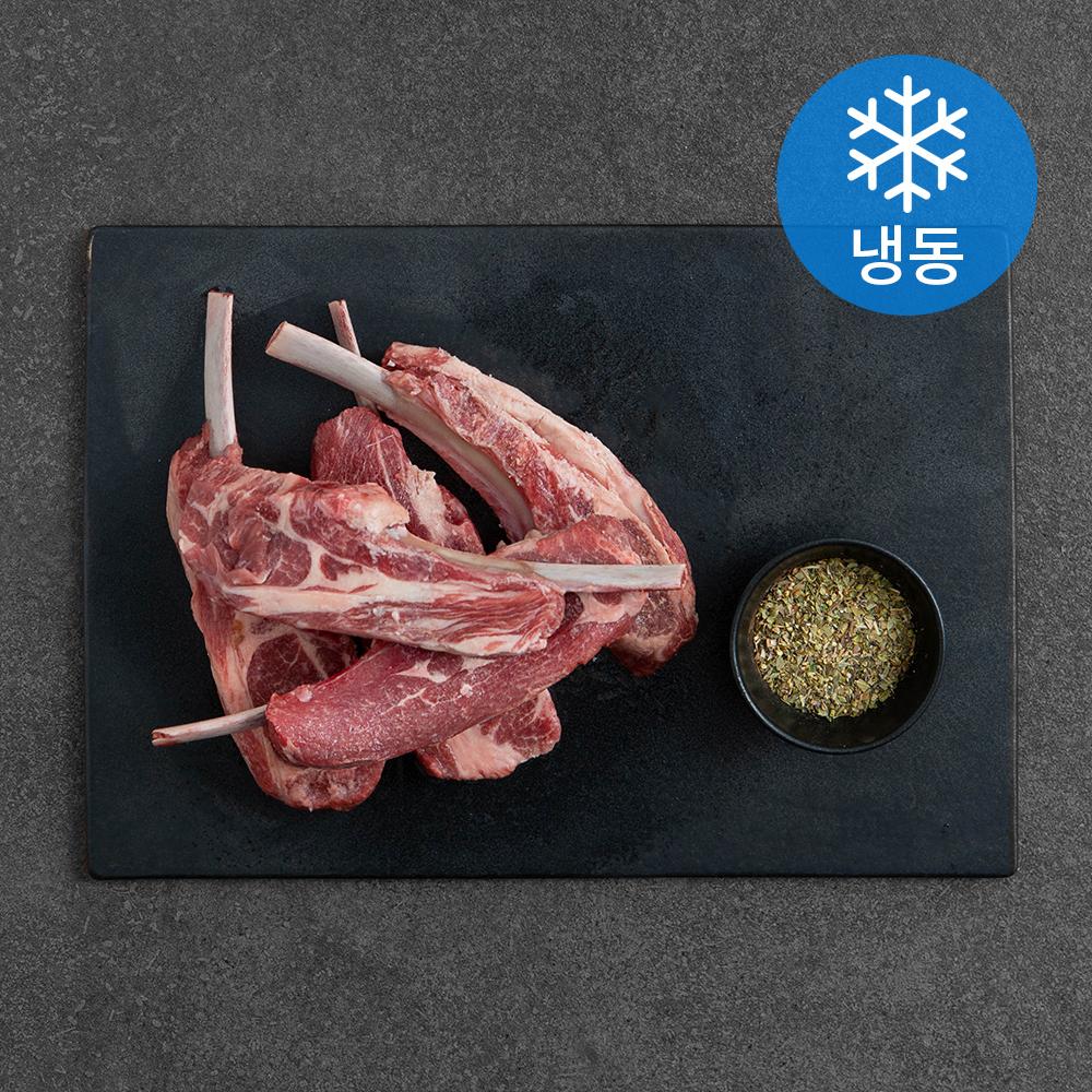 글래드 시그니처 램 양갈비 숄더랙 (냉동), 400g, 1팩
