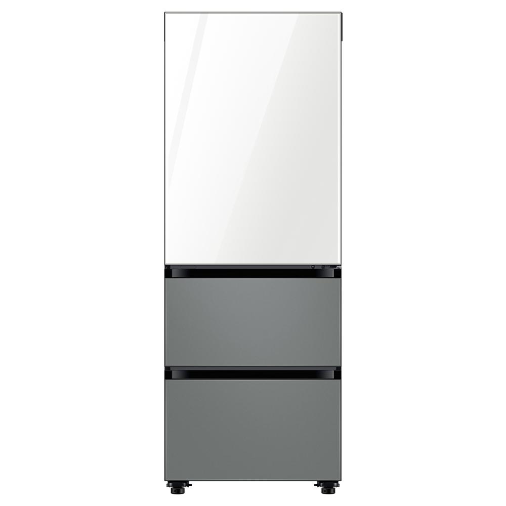 삼성전자 비스포크 김치플러스 3도어 냉장고 RQ33T74A259 313L 방문설치