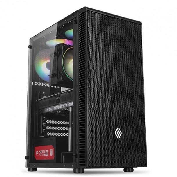 컴맹닷컴 가성비PC 게이밍 데스크탑 CM103FC-165SH (i3-10100F), CM103FC-165H, WIN10 Home, RAM 16GB, SATA 240GB