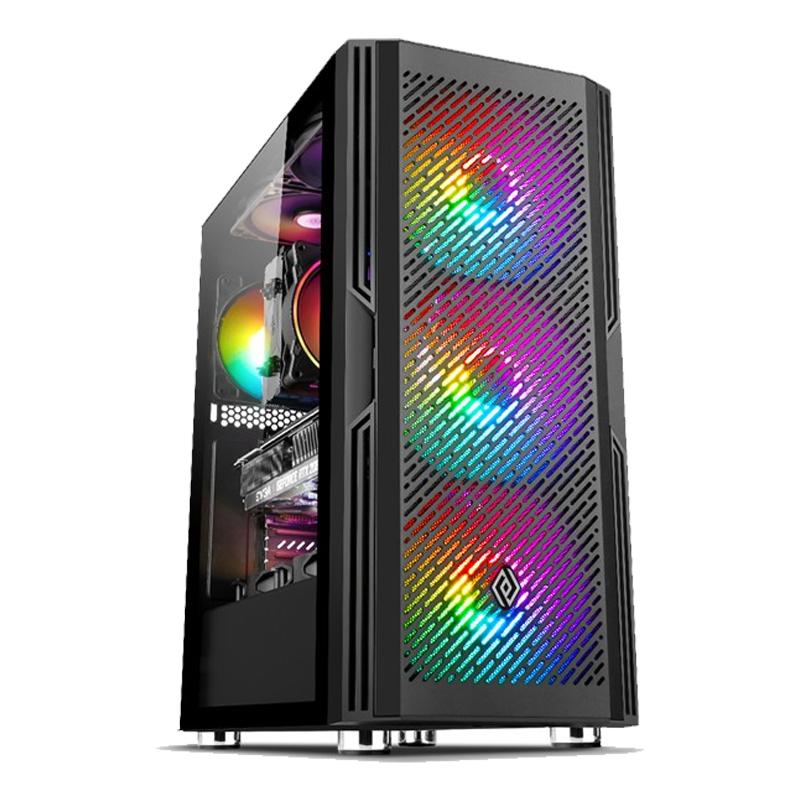 컴맹닷컴 고성능 게이밍 데스크탑 CMA56XC-37H (라이젠 5600X WIN10 Home RAM 16GB SSD 500GB RTX3070), 기본형