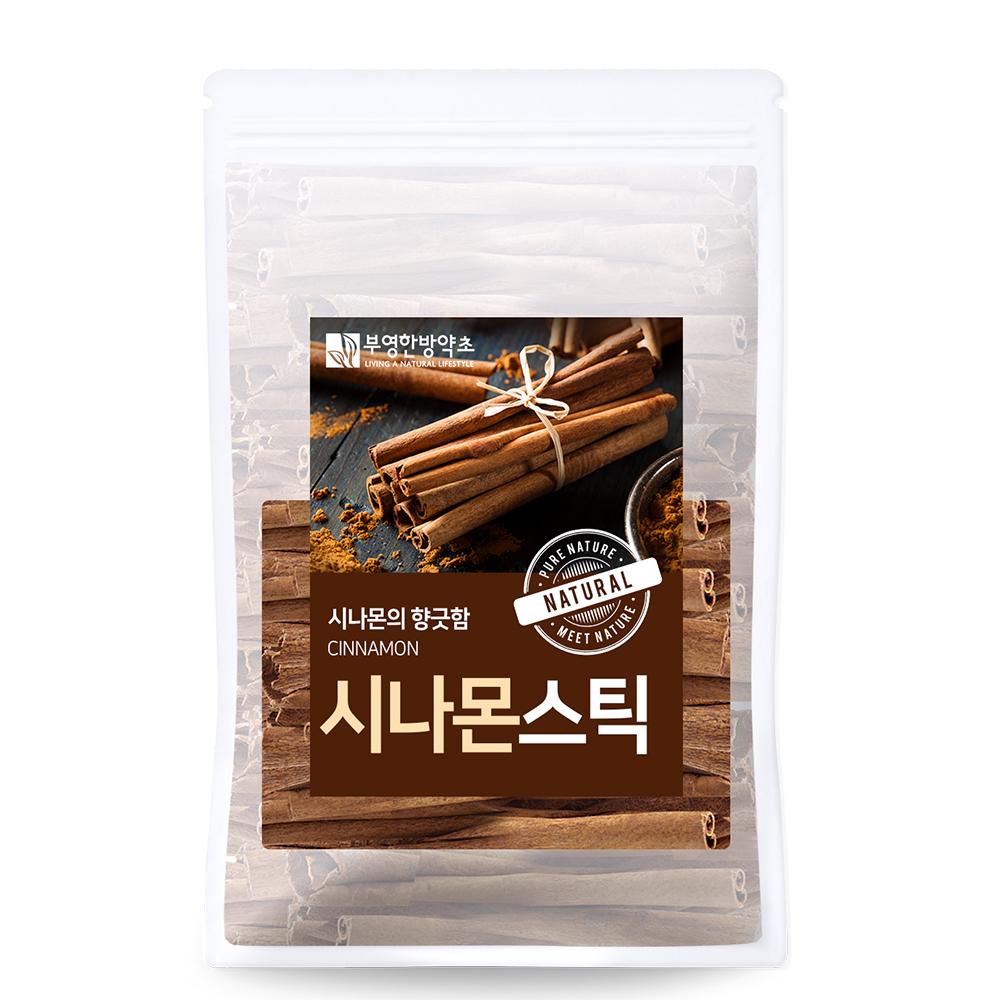 부영한방약초 시나몬스틱, 1개, 300g