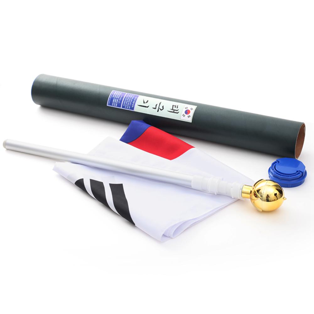 가정용 태극기 국기함 세트 고급형 2061297, [2061297]단일상품