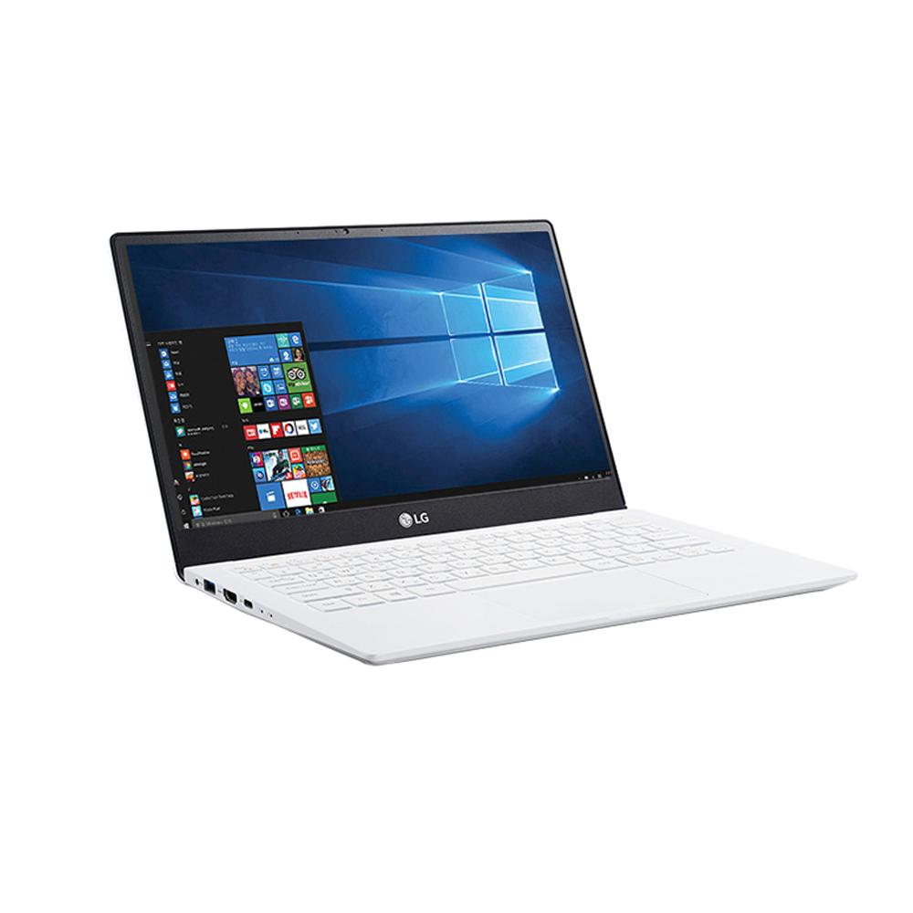 LG전자 울트라 PC 화이트 노트북 13U70P-GR36K (라이젠3-4300U 33.7cm WIN10 Home), 포함, 128GB, 8GB