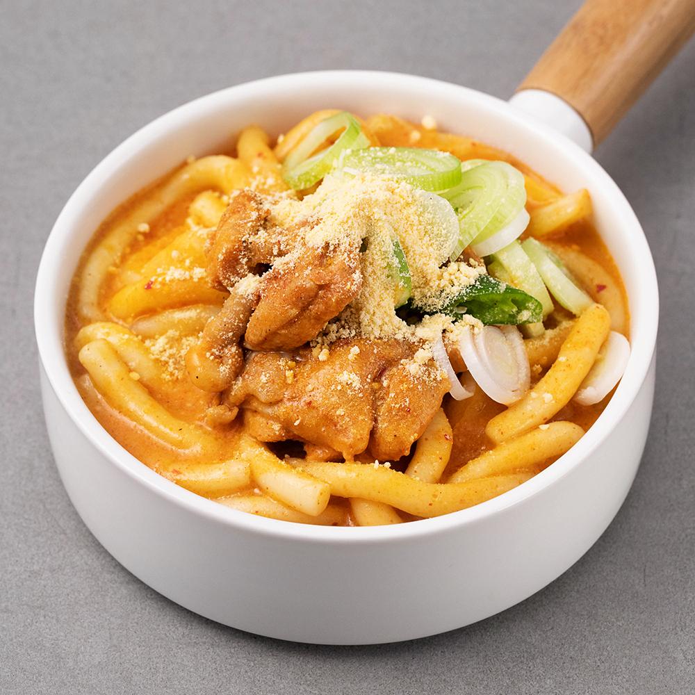 마이셰프 매콤 크림 닭 떡볶이 3인분, 882g, 1개