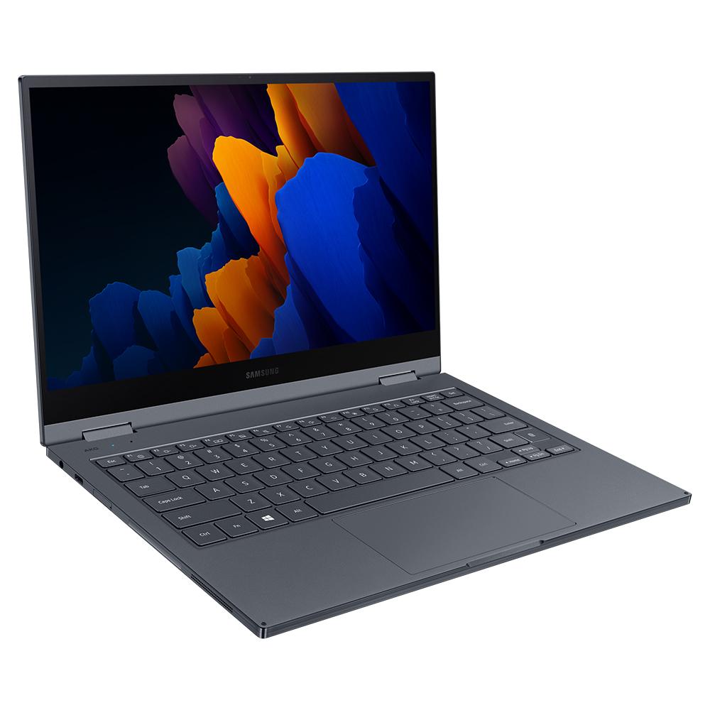 삼성전자 갤럭시북 플렉스2 미스틱 블랙 노트북 NT930QDZ-A58AB (i5-1130G7 33.7cm WIN10 Home), 포함, NVMe 256GB, 8GB