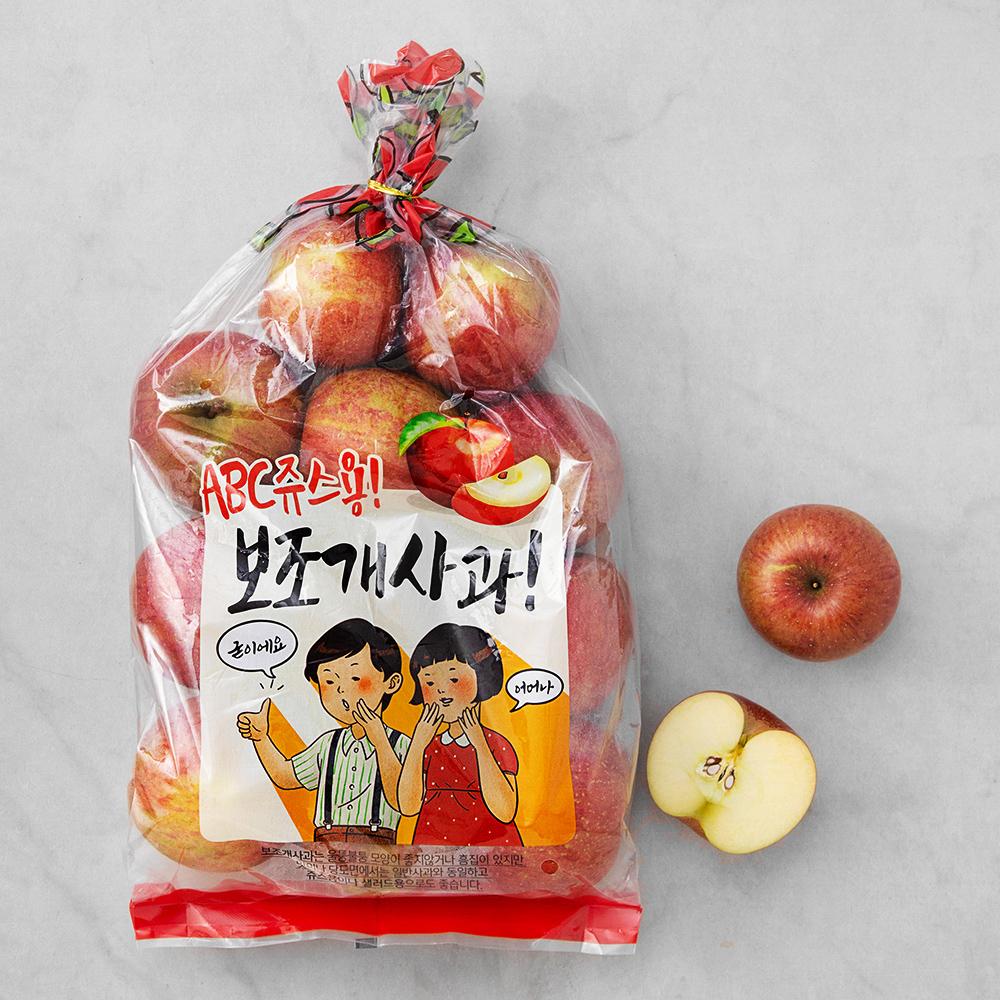 ABC 보조개 사과, 2.5kg, 1개