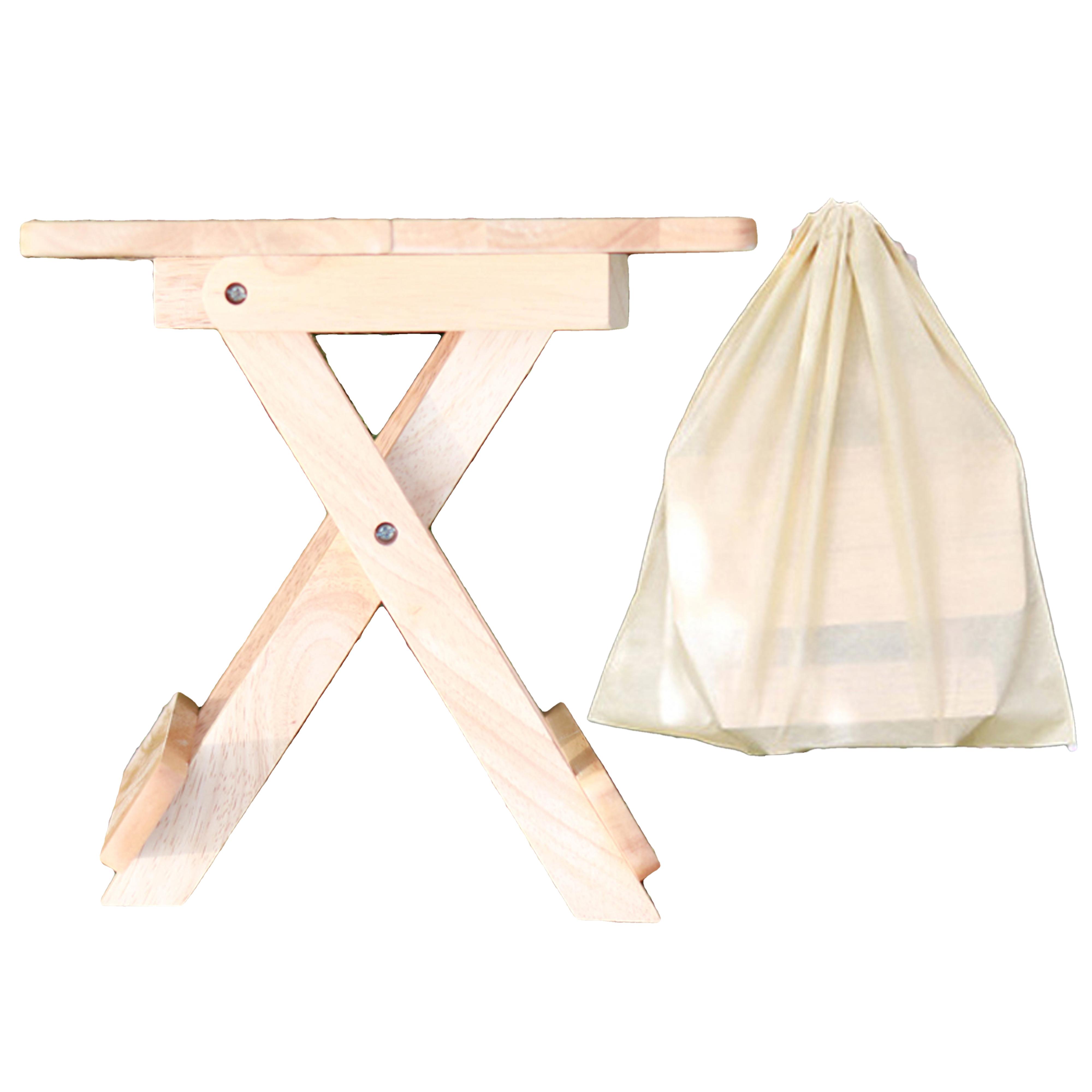 [캠핑] 캐시프릿 접이식 원목 워터저그 받침대 원형 + 파우치, 연한 색상(받침대) - 랭킹50위 (12150원)
