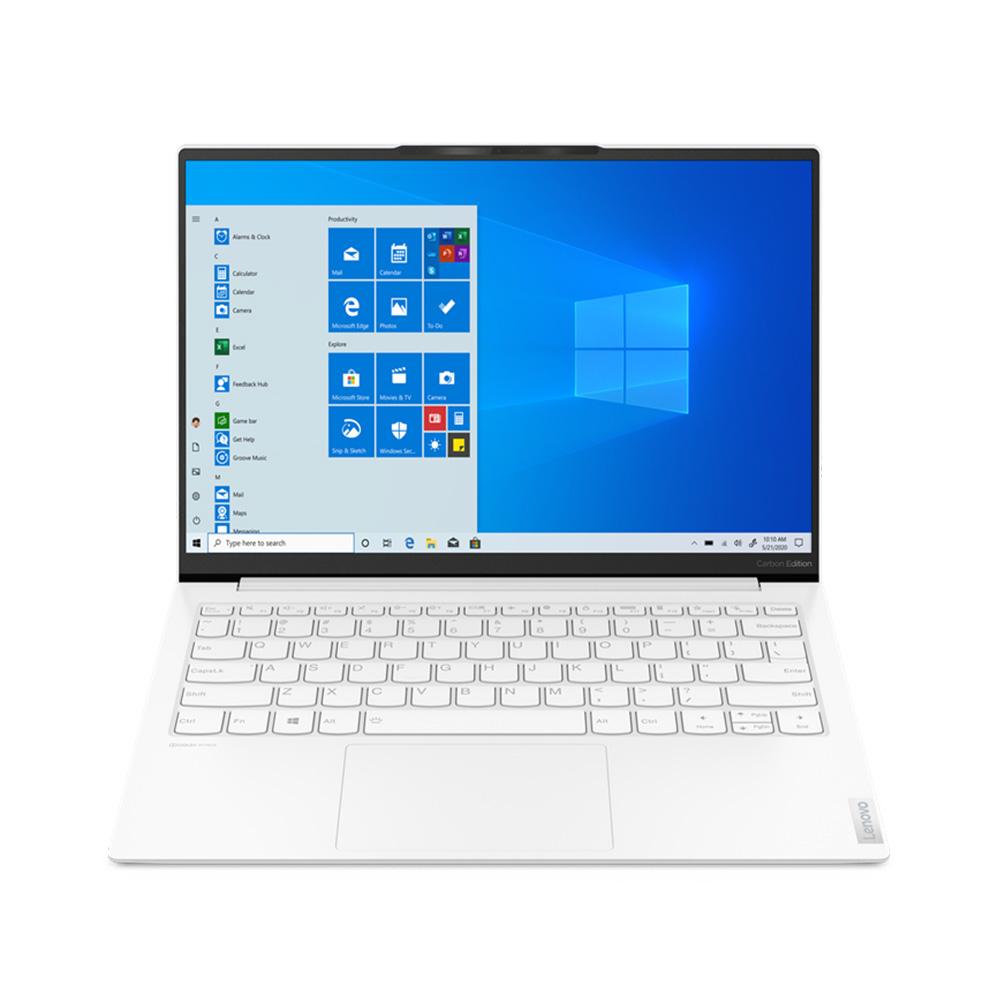 레노버 YOGA Slim7 Carbon 문화이트 노트북 13ITL5 82EV002UKR (i5-1135G7 33.7cm WIN10 Home), 포함, NVMe 256GB, 8GB
