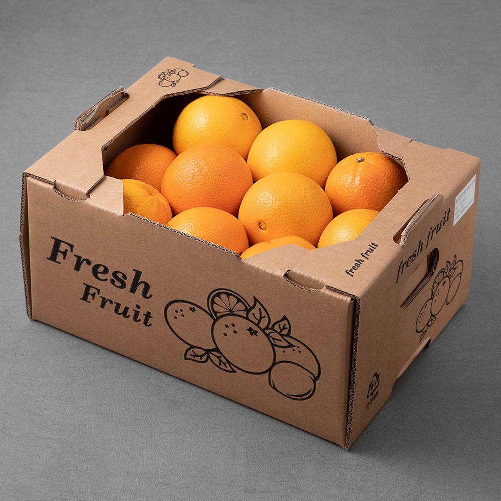 캘리포니아 네이블 오렌지, 4kg(20~25입), 1개