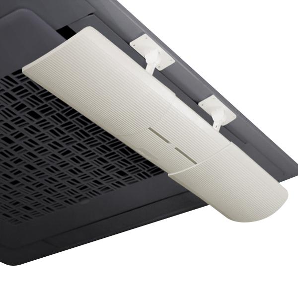 윈드케어 천장형시스템에어컨 접착식 바람막이 WV-203 (POP 4665154601)