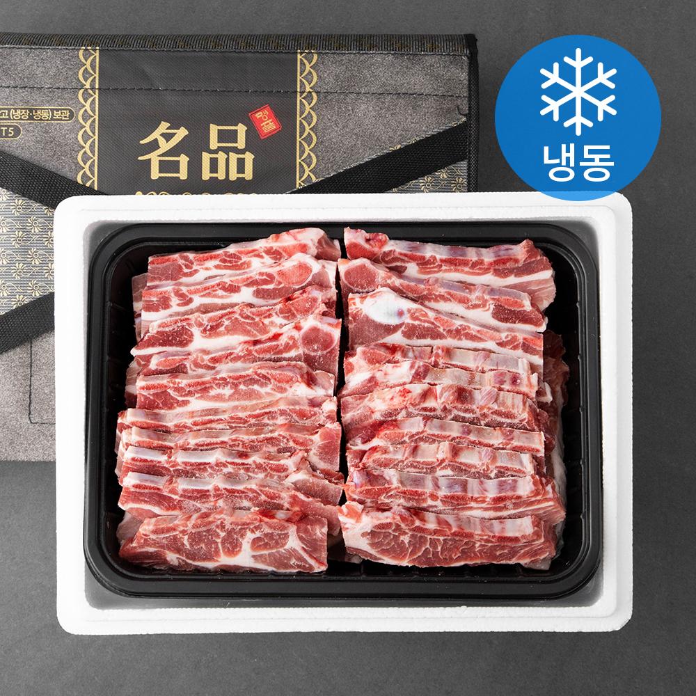 생생포크 한돈 LA식 갈비세트 (냉동), 2.5kg, 1개