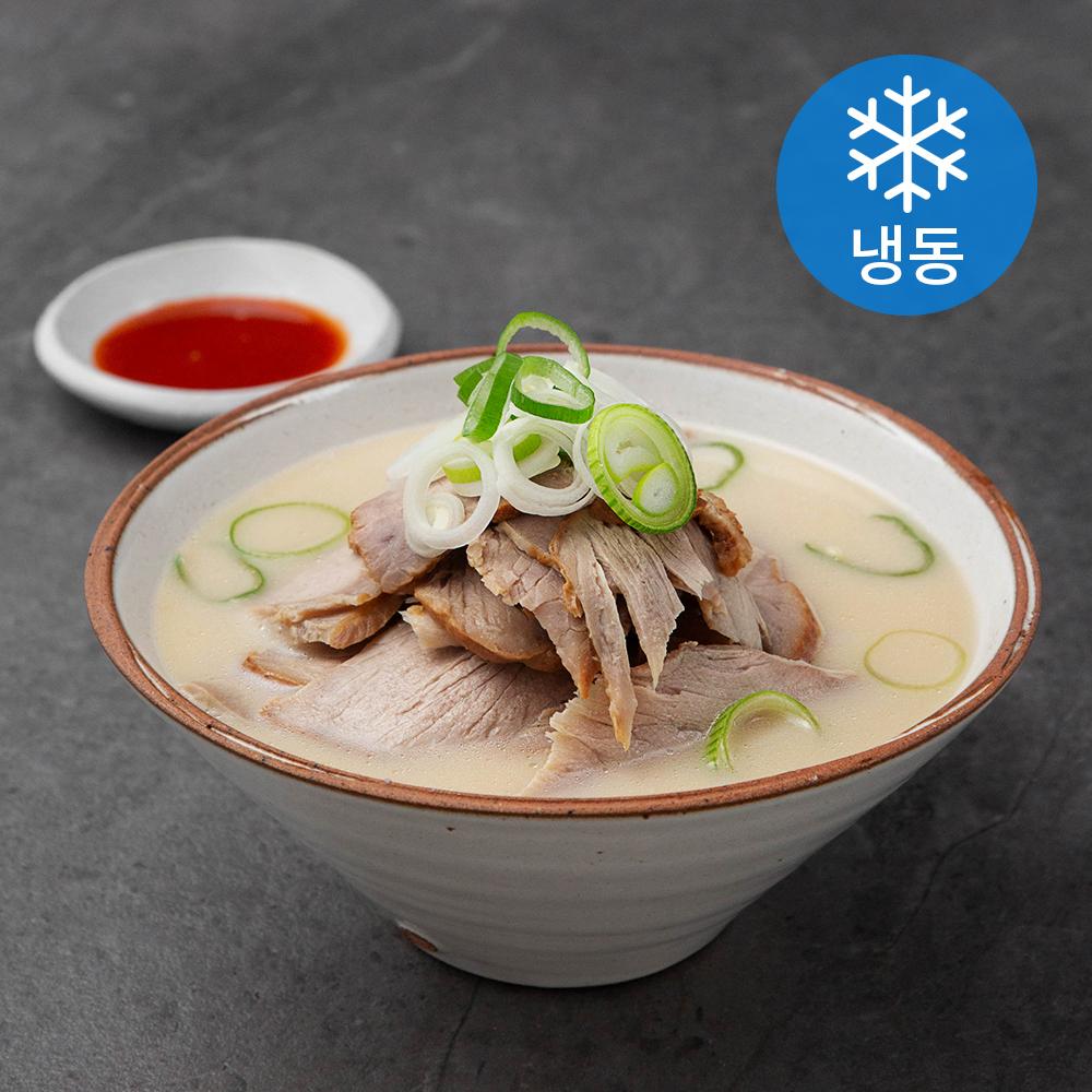 복선당 제주 돔베고기 국밥 (냉동), 500g, 1개-7-4712644981