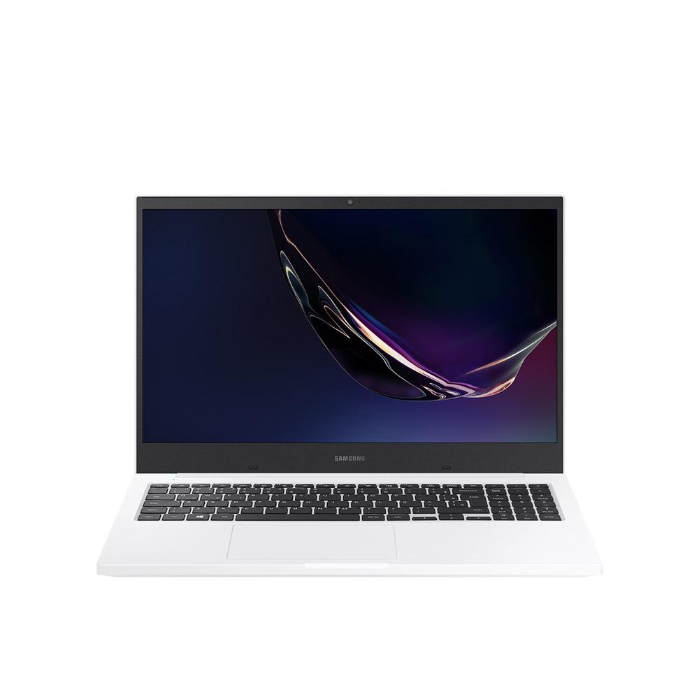 삼성전자 노트북 플러스 퓨어 화이트 NT350XCR-AD3AW-X16G (i3-10110U 39.6cm), NT350XCR-AD3AW, WIN미설치,  RAM 8GB + RAM 8GB + SSD 256GB